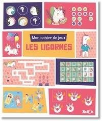 Ballon - Les licornes.