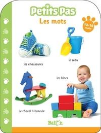 Ballon - Les mots (12-18 mois).
