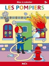 Ballon - Les pompiers.
