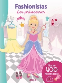 Ballon - Les princesses.