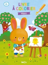 Ballon - Livre à colorier Pâques.