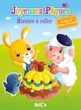 Ballon Media - Joyeuses Pâques - Le lapin de Pâques et ses amis.
