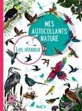 Ballon - Mes autocollants nature Les oiseaux.