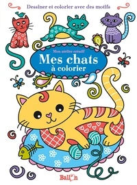 Ballon - Mes chats à colorier.