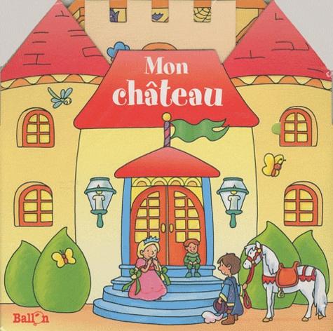 Ballon - Mon château.