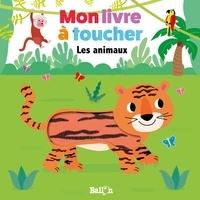 Ballon - Mon livre à toucher les animaux.