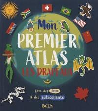 Ballon - Mon premier atlas - Les drapeaux.