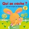 Ballon - Où est le lapin de Pâques ?.