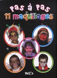 Histoiresdenlire.be Pas à pas 11 maquillages Image