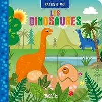 Ballon - Raconte-moi les dinosaures.