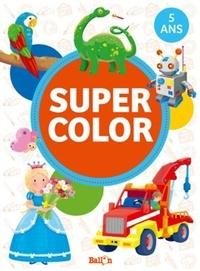 Ballon - Super color 5+.