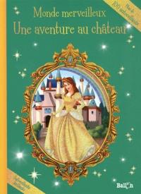 Ballon - Une aventure au château - Autocollants brillants.