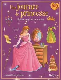 Ballon - Une journée de princesse.