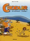 Baloo et  Eco - Crodur Tome 1 : Le roi de la br... frousse !.