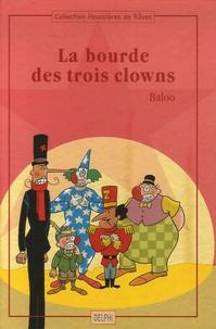 Baloo - La bourde des trois clowns.