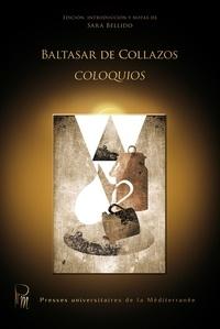 Baltasar de Collazos et Sara Bellido - Coloquios.