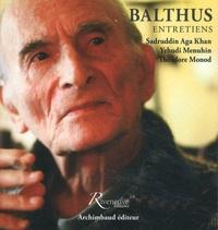 Balthus - Entretiens.