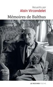 Balthus et Alain Vircondelet - Mémoires de Balthus.