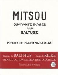 Balthus - Mitsou - Quarante images par Baltusz.