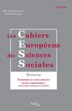 Anne-Marie Mamontoff - Les cahiers européens des sciences sociales N°8/2016 : Tourisme et concurrence entre territoires : stratégies publiques et privées.