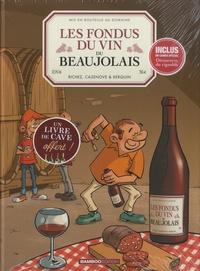 Bamboo - Les fondus du vin du Beaujolais - Avec un livre de cave offert.