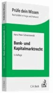 Bank- und Kapitalmarktrecht - Prüfe dein Wissen. Rechtsfälle in Fragen und  Antworten.