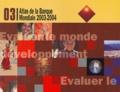 Banque Mondiale - Atlas de la Banque Mondiale.
