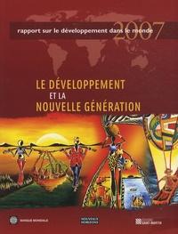 Le développement et la nouvelle génération - Rapport sur le développement dans le monde.pdf