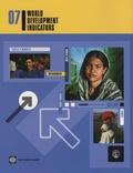 Banque Mondiale - World Development Indicators. 1 Cédérom