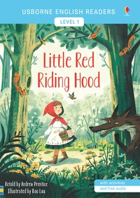 Bao Luu et Andrew Prentice - Little red riding hood - English readers level 1.