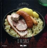 Baobab (éditions) - Cuisine d'Alsace et autres petits plats.