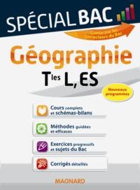 Baptiste Benoit et Jean-Michel Viallet - Géographie Tles L, ES.
