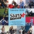 Baptiste Charden - Calendrier Stars & motos.