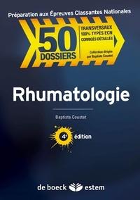 Baptiste Coustet - Rhumatologie.