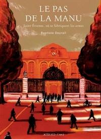 Baptiste Deyrail - Le pas de la Manu.