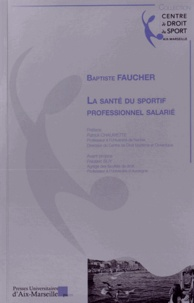 Histoiresdenlire.be La santé du sportif professionnel salarié Image