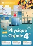 Baptiste Fray - Physique-Chimie 4e.