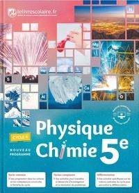 PDF ebook recherche et téléchargement Physique-Chimie 5e 9791090910980 par Baptiste Fray