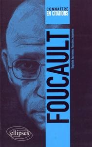 Baptiste Jacomino et Faustine Jacomino - Foucault.