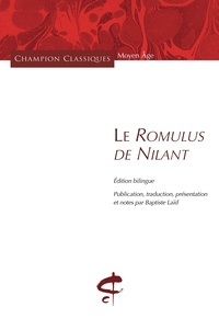Baptiste Laïd - Le Romulus de Nilant.