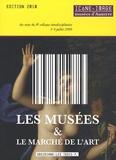 Baptiste-Marrey - Les musées & le marché de l'art - Actes du 6e colloque interdisciplinaire Icône-Image 3-4 juillet 2009.