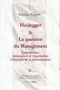 Goodtastepolice.fr Heidegger & la question du management - Cybernétique, information & organisation à l'époque de la planétarisation Image