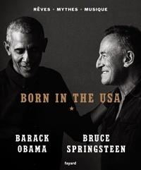 Barack Obama et Bruce Springsteen - Born in the USA.
