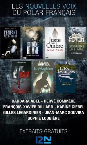 Barbara Abel et Hervé Commère - Les nouvelles voix du polar français - Extraits gratuits.