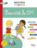 Barbara Arroyo et Séverine Cordier - Bientôt le CP ! 5-6 ans - + 90 autocollants et des flashcodes pour écouter de l'anglais.