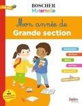 Barbara Arroyo et Séverine Cordier - Mon année de grande section 5-6 ans - + 100 autocollants et un poster.