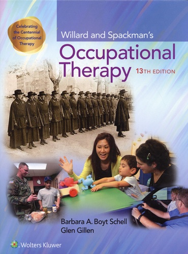 Willard and Spackman's Occupational Therapy 13th edition