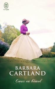 Barbara Cartland - Coeur en bémol.