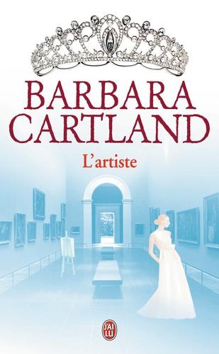 Barbara Cartland - L'artiste.