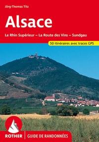 Alsace- La Route des vins - Le Sundgau - Barbara Christine Titz pdf epub
